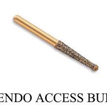 Стоматологический алмазный бор для эндодонтической обработки Endo доступа Бур открытые Plup инструмент 10 шт./упак. BC-21 BC-22 BC-23 BC-24