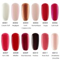 100Pcs/lot Soak Off CNDShellac Nail Gel Polish Total 89 Colors the Best Gel Polish Base Gel and Top Coat