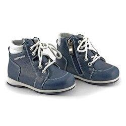 Grandes sandalias zapatos de cuero ortopédico para niños zapatos outrunner para Calle verano primavera otoño