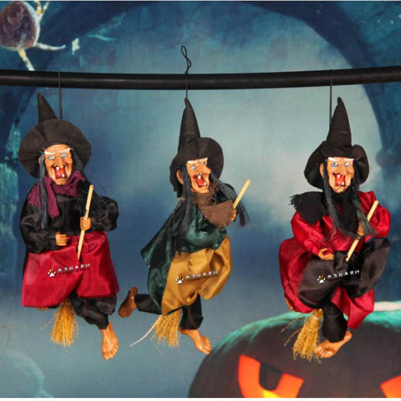 Free Shipping,30cm Halloween Decoration Haunted House