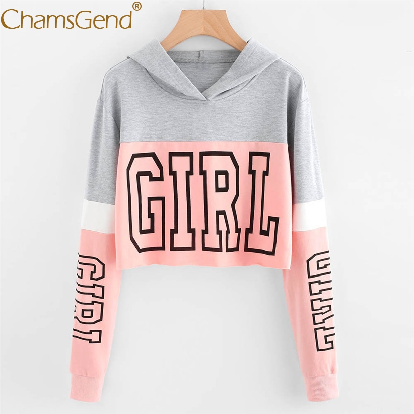 GIRL Print Color Block Women C...