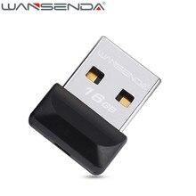 Hot WANSENDA super mini  USB Flash Drive 32gb 16gb waterproof usb stick 8gb external storage usb 2.0 pendrive 4gb tiny u disk