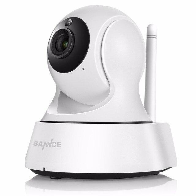 SANNCE 720P Wireless IP Camera Wifi Smart IR-Cut Night Vision P2P Baby Monitor Surveillance Onvif Network CCTV Security Camera