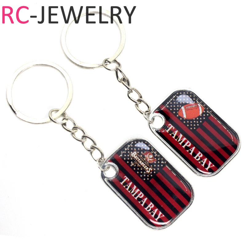 Arizona Cardinals Football sport Keychains Keyring Jewelry Gifts America Football keychains charms