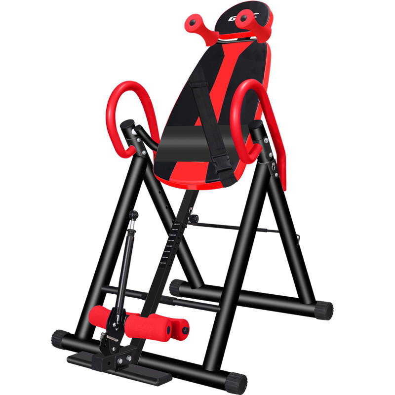 Складной стол для инверсионной терапии сзади Носилки машина перевернутый вверх ногами 6 Детская безопасность растягивающее оборудование р...
