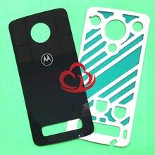 10 шт. задняя крышка батарейного отсека для Motorola Moto Z3 / Z3 Play xtзакладки задняя крышка
