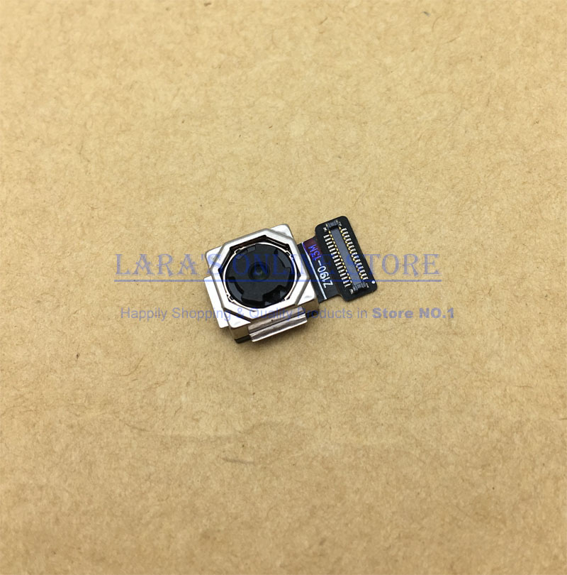 Tested Good for <font><b>Meizu</b></font> <font><b>M3s</b></font> Meilan 3S Rear Back Big <font><b>Camera</b></font> Module with Flex Cable Spare Parts Replacement image