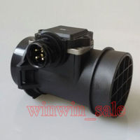 New Mass Air Flow Sensor MAF Meter For 320i 520i E34 E36 5WK9007 OE 13621730033