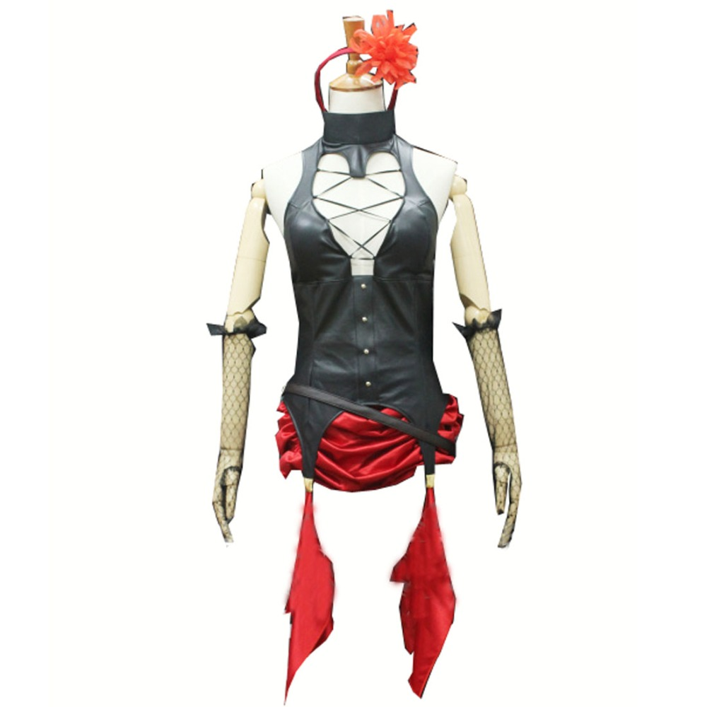 2017 Kuroshitsuji Black Butler Circus Troup Beast Dress Cosplay Costume Custom Made