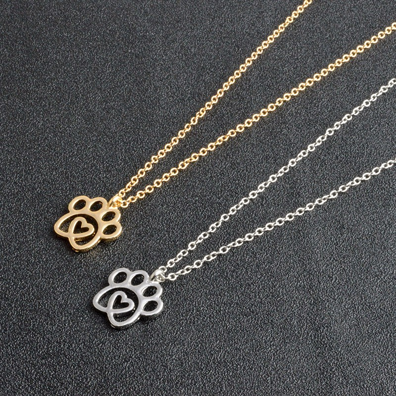 I Love Paw Necklace 16