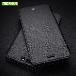 Image 3 - Mofi Huawei 社の名誉 9 Lite ケース Huawei 社の名誉 9 Lite ケースカバーシリコーングリッターフリップ Huawei 社名誉 9 Lite ケース