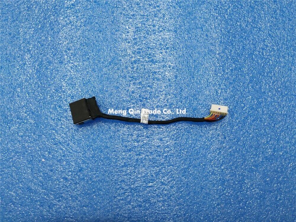 Originální notebook DC napájecí zdířka s kabelem Lenovo Thinkpad L440 L540 Zásuvka konektoru napájecího rozhraní 50.4LG006.001 04X4830