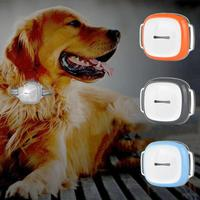 Mini Pet GPS Tracker TK200 Waterproof IP66 Dogs/Cats GPS Locator TK200 Realtime Tracking Low Battery Alarm Car styling Trackers