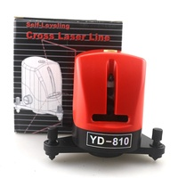 ACULINE AK43 Portable 2 Lines Laser Level Vertical Horizontal Lines Self Leveling Cross Red Line Lazer