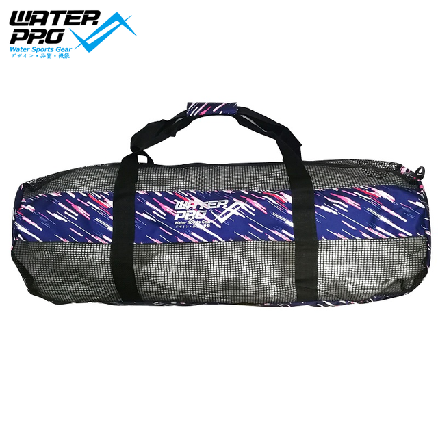 eed0f03c14 Water Pro MESH BAG 128L Scuba Diving Gear Bag-in Diving Bags from ...
