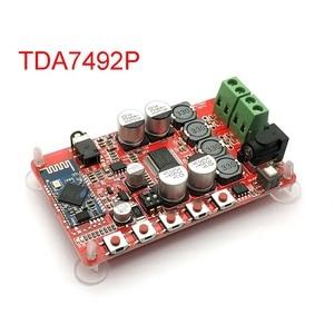 Image 1 - TDA7492P 50 Вт + 50 Вт Bluetooth 4,0 Плата усилителя беспроводного цифрового аудиоприемника