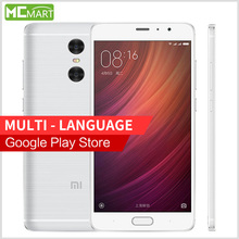"Original Xiaomi Redmi Pro 3GB RAM 32GB ROM smartphoneMTK Helio X20 X25 Deca Core Mobile Phone 5.5"" OLED 13MP Fingerprint phones"