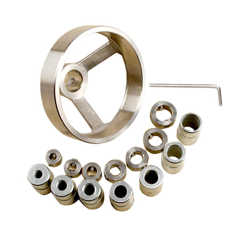16 Piece/lot Woodworking Straight Hole Drilling Locator Round Pin Special Drilling Aid Set Stainless Steel Straight Hole Locator
