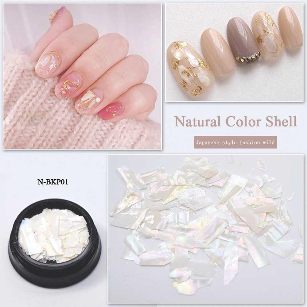 Juego de esmalte de Gel de uñas MIZHSE 18 ML escamas lentejuelas manicura remojo de la Base de la imprimación arte Decoración