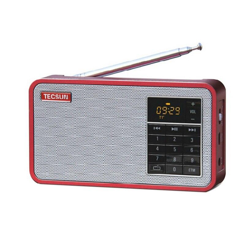 Unterhaltungselektronik Genial Freies Verschiffen Tecsun X3 Fm Stereo Radio/mp3-player Tragbare Lautsprecher Karte Metallischen Haltepunkt Speicher Spielen Uhr Fm Radio Radio