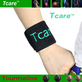 Tcare 1Pair Tourmaline Wrist Magnetic Self-heating Therapy Brace Protection Belt Spontaneous Wrist Massager Hand Health Care