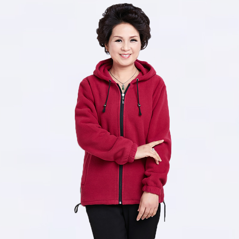 Aliexpress.com : Buy Spring Autumn Casual Ladies Hooded Warm ...