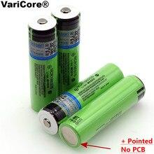 12pcs/lot 100% New Original 18650 NCR18650B 3400 mah Li-ion Rechargeable battery For Panasonic Flashlight batteries