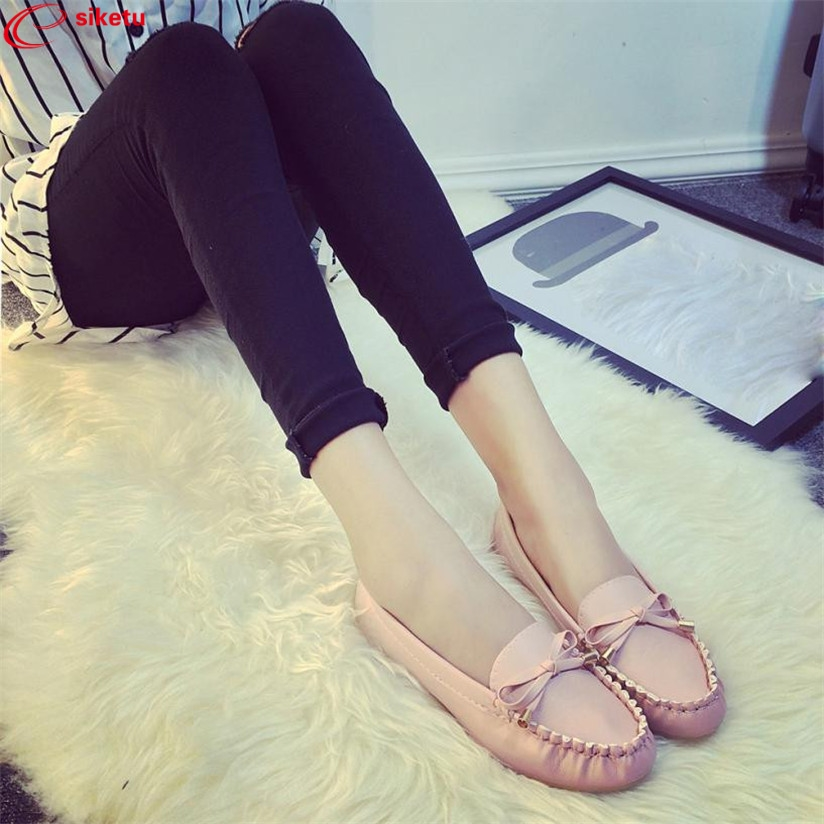 Charming Nice siketu Best Gift Summer Women Flats Shoes Casual Flat Women Shoes Slips Flat Women's Shoes drop ship Y30 charming nice siketu best gift baby flats tassel soft sole cow leather shoes infant boy girl flats toddler moccasin y30