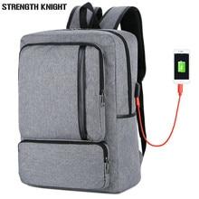 Men's Backpack Fashion Multifunction USB Charging Men 15.6 inch Laptop Backpacks Bisiness Bag For Men Bagpack sac a dos mochila zoropaul 2017 new men bagpack backpacks men s fashion backpack