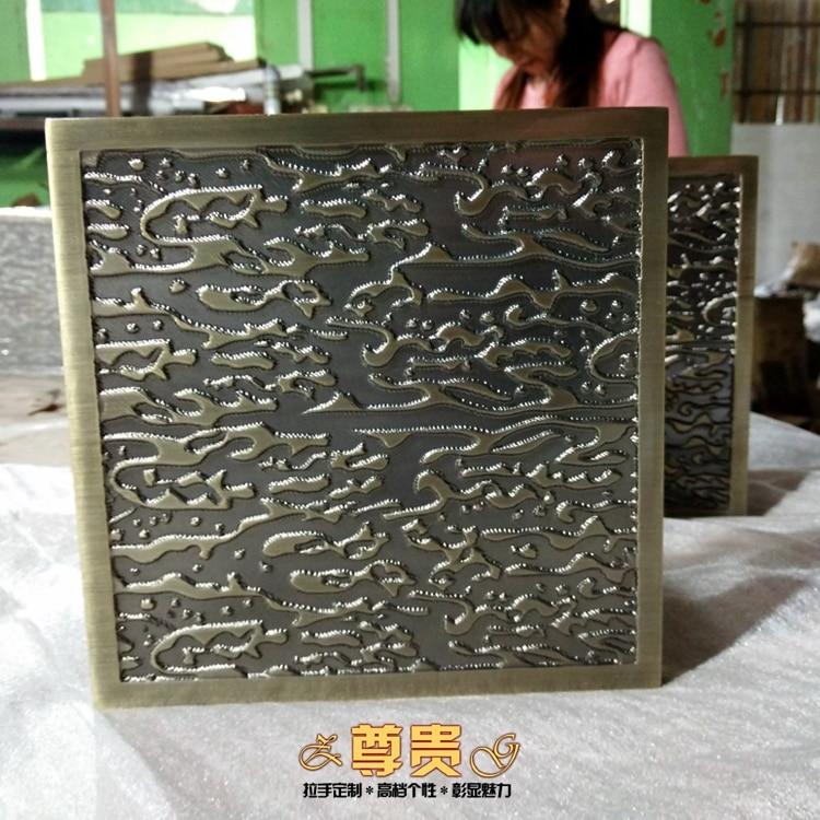 Chinese antique door handle glass door handle door handle door handle custom carved logo package