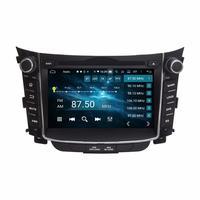 Android 9.0 Octa Core 2 din 7 Car Radio DVD GPS for Hyundai I30 2011 2012 2013 2014 2015 4GB RAM Bluetooth WIFI USB 32GB ROM