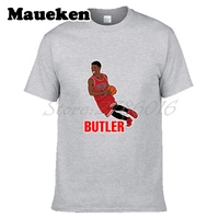 Men 100 Cotton Chicago Tauren 21 Jimmy Butler T Shirt Plus Size Short Sleeve T SHIRT