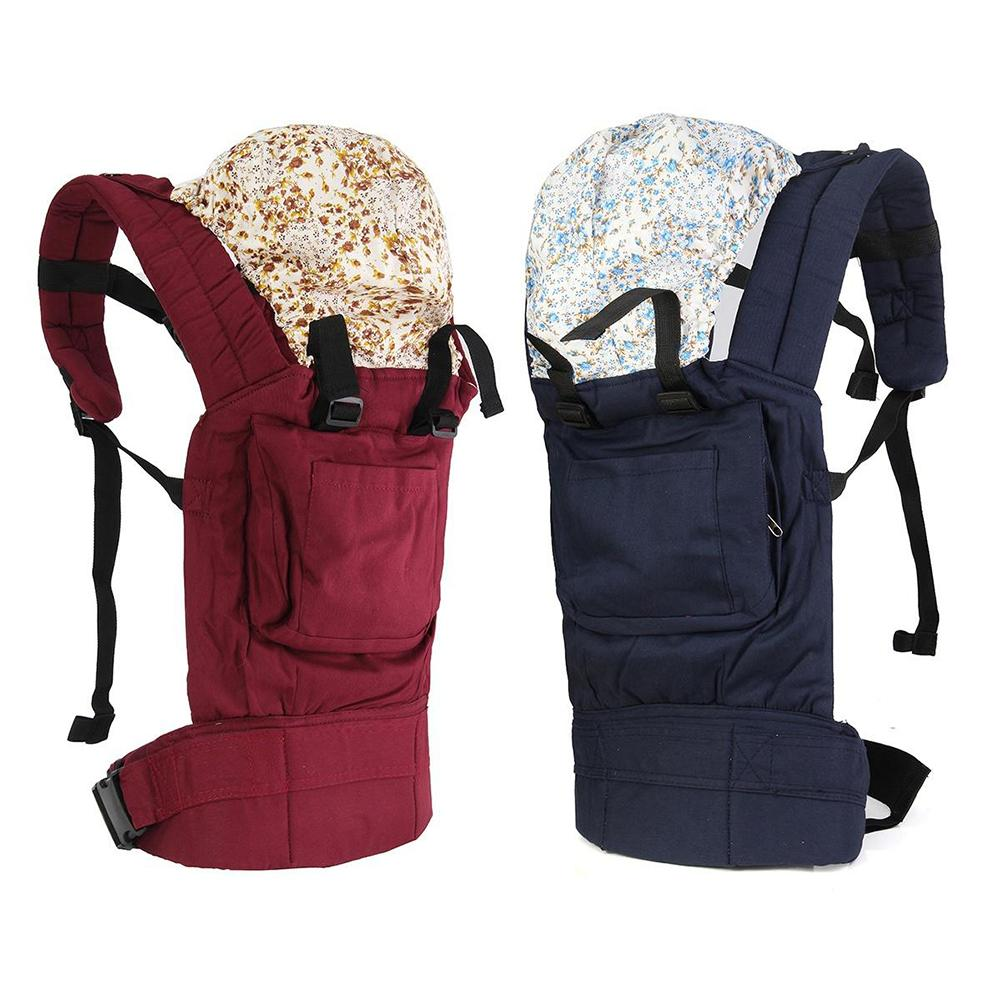 Baby Carrier Infant Kid Baby Hipseat Adjustable Baby Wraped Sling Straps Newborn Holder Backpack Go Out Carrier For Baby Travel