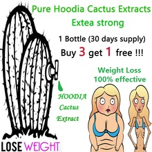 Buy 3 get 1 free! supply High Quality Nature Hoodia Cactus Extract slimming 100% effective 1 month weight loss FAT BURNNING