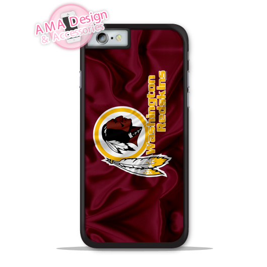 Washington Redskins Football Flag Phone Cover Case For Apple iPhone X 8 7 6 6s Plus 5 5s SE 5c 4 4s For iPod Touch