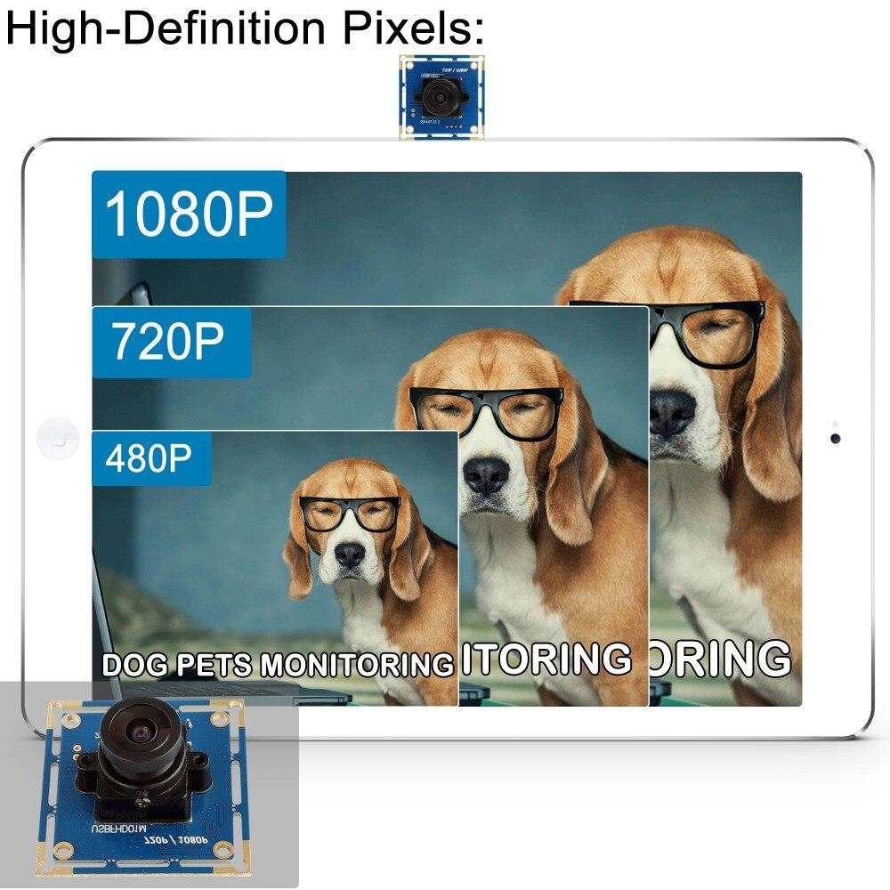 1080p Teljes Hd MJPEG 30fps / 60fps / 100fps Nagysebességű CMOS - Biztonság és védelem - Fénykép 2