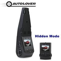 AUTOLOVER A118C B40C 1080P Full HD Car Styling DVR Dash Cam Hidden Recorder Camera 170 Degree