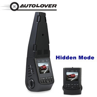 AUTOLOVER A118C B40C 170 Degree DVR HD 1080P Car Styling Dash Cam Hidden Recorder Camera Wide