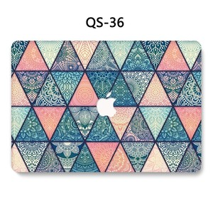 Image 2 - Fasion For Notebook MacBook Laptop Case Sleeve Hot Cover For MacBook Air Pro Retina 11 12 13 15 13.3 15.4 Inch Tablet Bags Torba