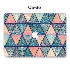 Image 2 - Модный чехол для ноутбука MacBook, чехол для ноутбука, горячая крышка для MacBook Air Pro retina 11 12 13 15 13,3 15,4 дюймов, сумки для планшетов Torba