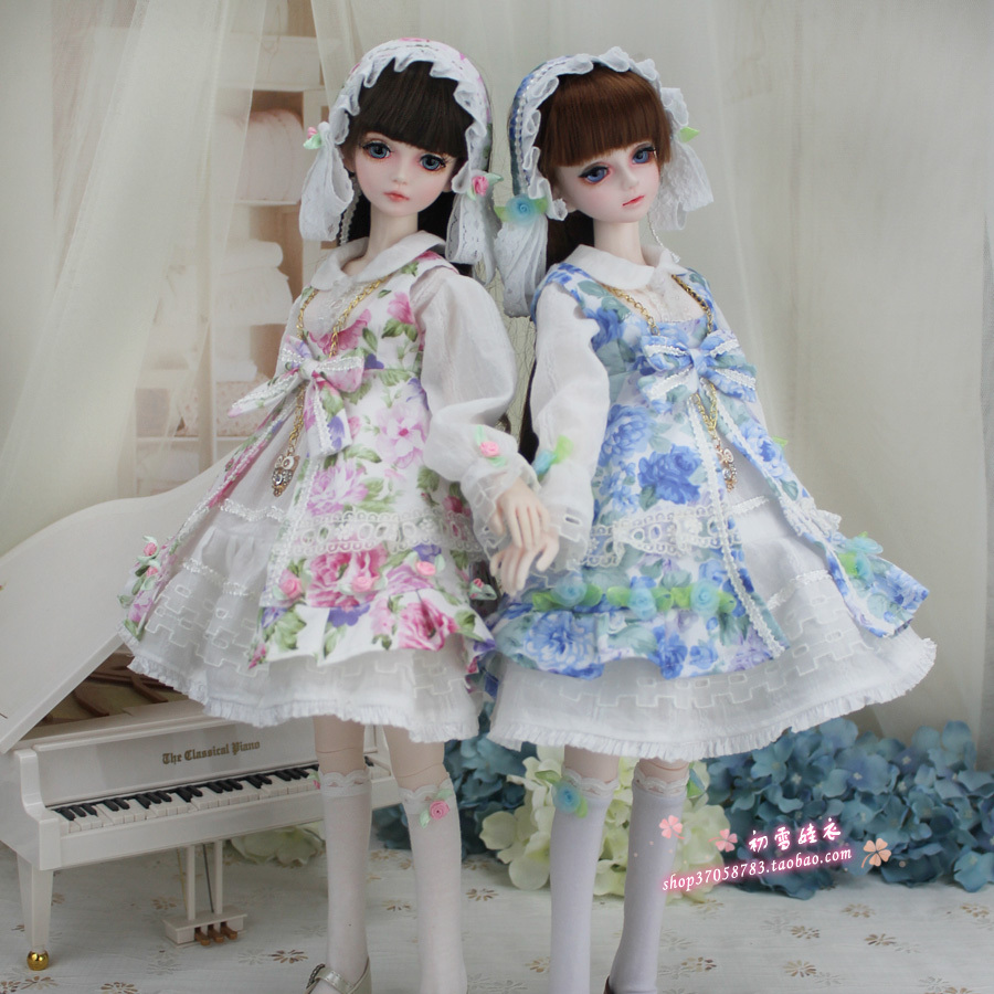 1/3 1/4 scale BJD dress for BJD/SD girl dolls,A15A1199.Doll and other accessories not included