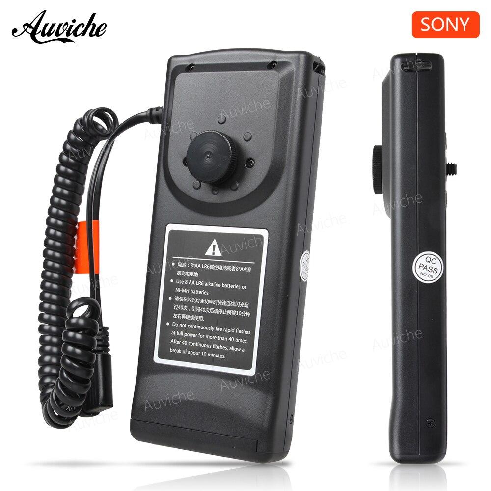 Godox CP-80 CP-80S Flash External Box For Sony HVL-F60M HVL-F58AM HVL-F56AM Minolta 5600 Replaces Sony FA-EB1AM sony cp v10ab black