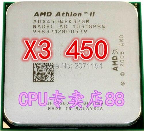 Для AMD Athlon II X3 450 AM3 3.2 Г настольных процессоров