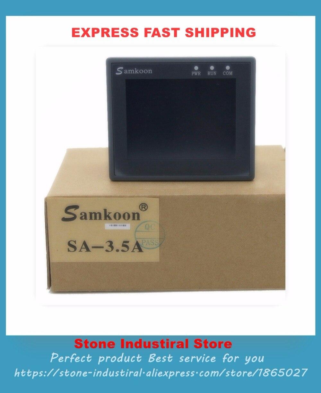 New original SA-3.5A HMI Touch Screen 3.5'' inch 320*240 100% Tested Good Qualiy pws5610s s touch screen 5 7 inch 320 240 hmi new in box