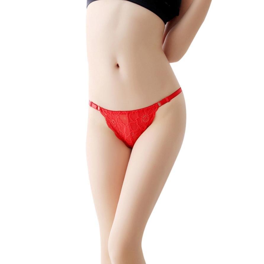 Women/'s Briefs Lace Panties Comfort Thongs G-string Lingerie Underwear Boyshort