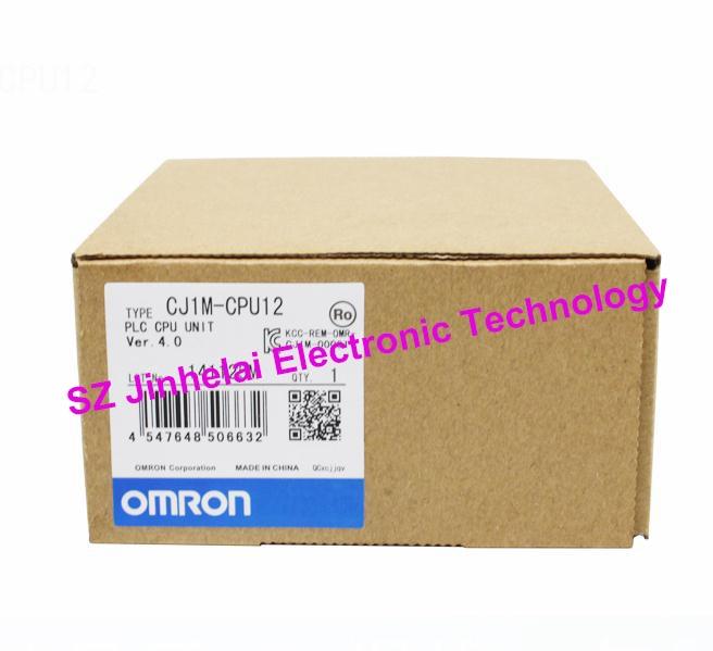Nuovo e originale CJ1M-CPU12 OMRON PLC CPUNuovo e originale CJ1M-CPU12 OMRON PLC CPU