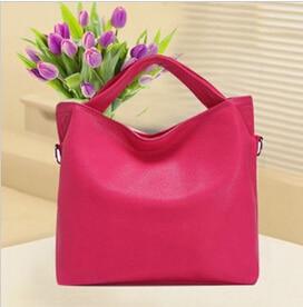 High Quality women Handbags Crossbody bags Split Leather Top-Handle red Casual Tote Bag Women Shoulder Bags women messenger bag