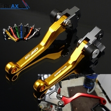 For Honda CRF150R CFR 150R 150 R 2007-2018 Aluminum Motorbike Pivot Motorcycle Dirt Bike Brake Clutch Levers