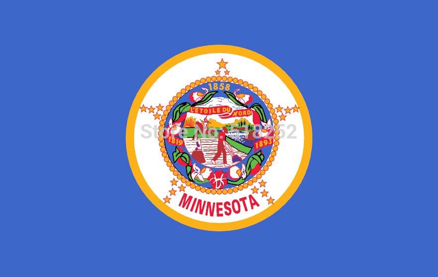Estado de Minnesota bandera 3x5 ft a23d6377dcc