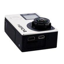 GoPro Hero4 Black Sports Camera Bare Machine with Custom 3.4mm Flat Lens 1/2.3